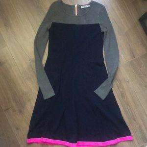 ELIZA J | Long-Sleeve Sweater Dress